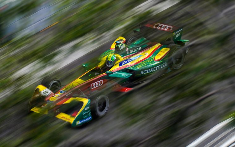 The fast and the furious: di Grassi on top in Montreal