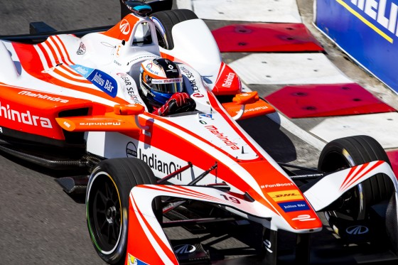 Rosenqvist snatches pole position for Season 3 finale in Montreal