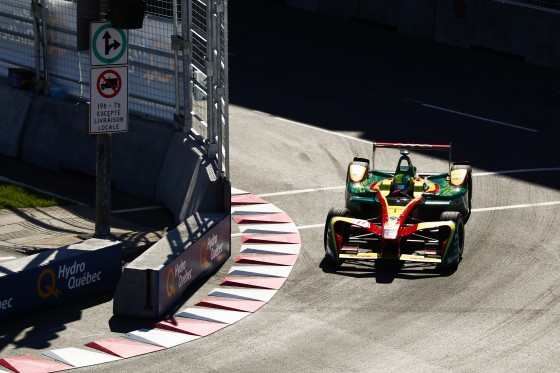 di Grassi shows he means business in FP3