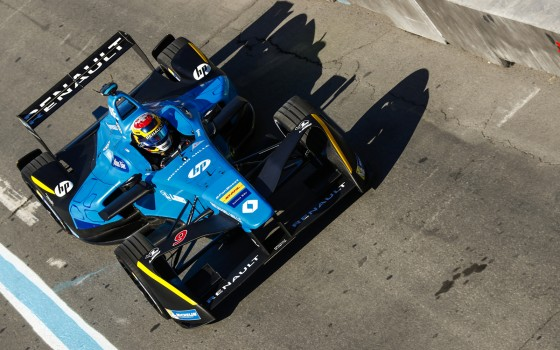 Closed Circuit: Renault e.dams in Montreal