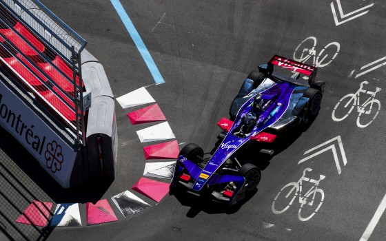 Closed Circuit: DS Virgin Racing in Montreal