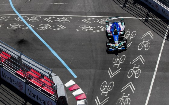 Closed Circuit: Andretti Formula E in Montreal