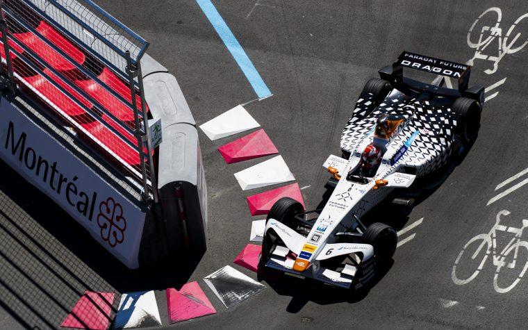 Closed Circuit: Faraday Future Dragon Racing in Montreal