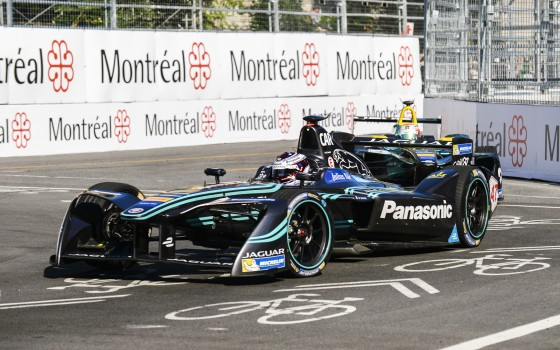 Closed Circuit: Panasonic Jaguar Racing in Montreal