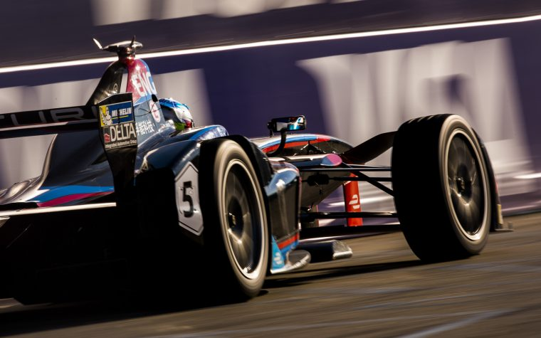 How does a driver learn Formula E?