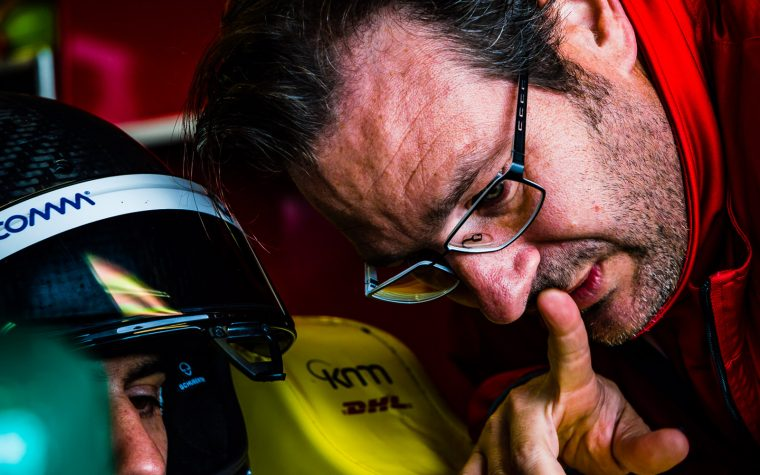 "Franco Chiocchetti: ""We are always fighting to the end"""