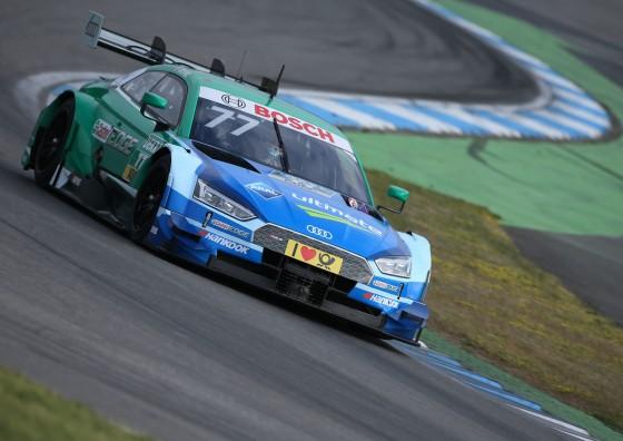 Duval claims maiden DTM podium at Zandvoort
