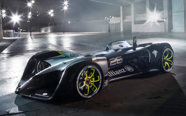 "ROBORACE: ""The vehicles will actually have personalities"""