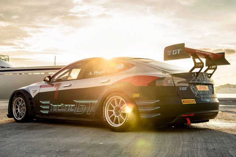 Calendar release: Electric GT picks up pace