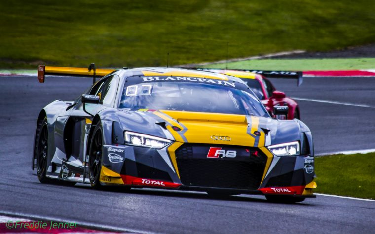 Frijns takes Blancpain GT Sprint Series title