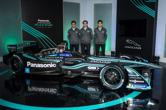 Jaguar announces Evans and Piquet Jr as Season 4 lineup