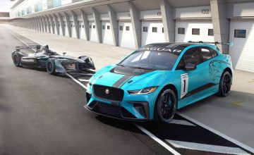 Jaguar launches new Formula E support series