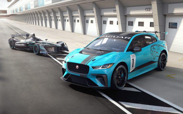 Jaguar launches new Formula E support series