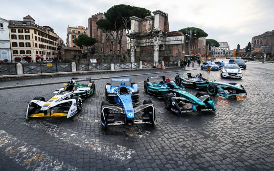 Formula E meets eternal city: first details on Rome