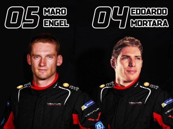Venturi announces Mortara and Engel for season four