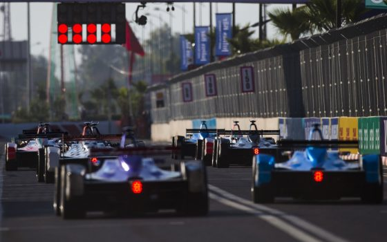 Formula E 2017-2018: A clash of kings