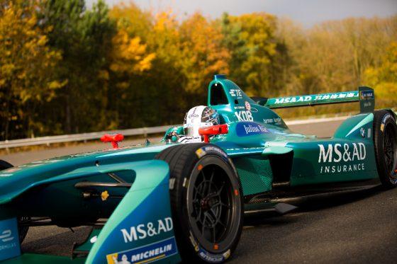 Kobayashi to make race debut in season opener