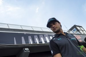 Nelson Piquet JR Jaguar