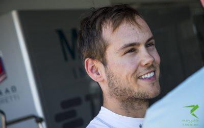 Tom Blomqvist Andretti