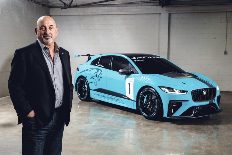 RLL Racing first team to join new I-PACE eTrophy racing series
