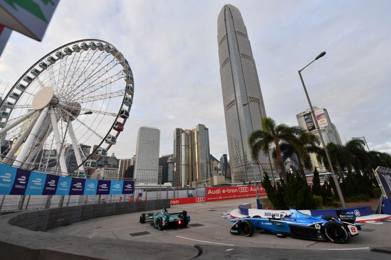 Feisty FP3 sees Buemi back on top
