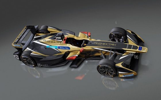 The new look of Formula E