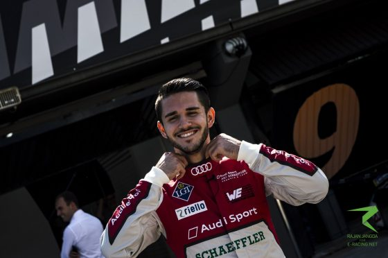 Abt elated to prove himself with maiden win