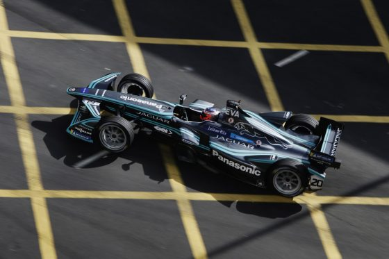 Closed Circuit: Panasonic Jaguar Racing in Hong Kong