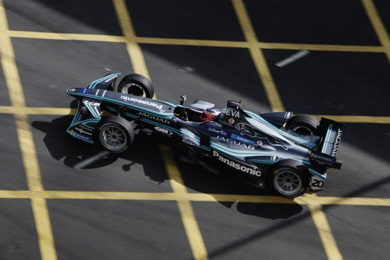 Closed Circuit: Panasonic Jaguar Racing in Hong Kong