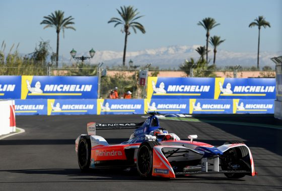 Rosenqvist steals victory in Marrakesh