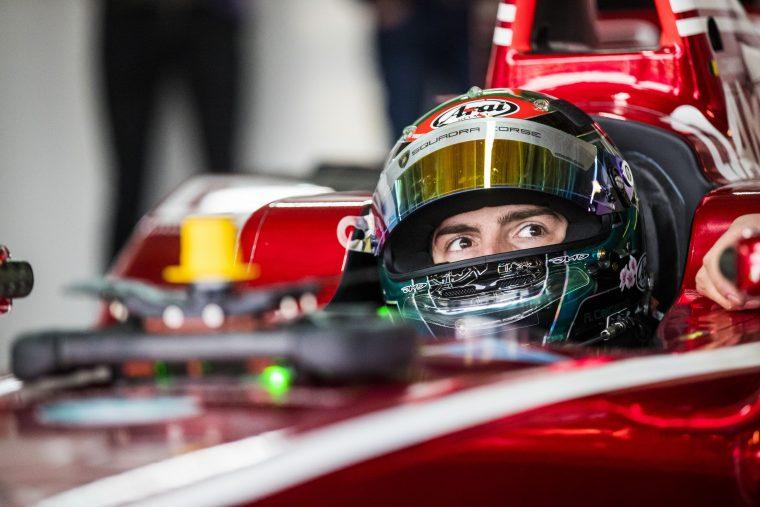 Caldarelli surprised by brakes following shunt