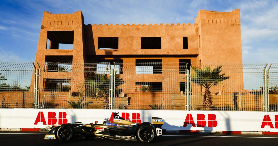 Closed Circuit: Techeetah in Marrakesh