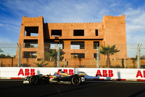 Closed Circuit: Techeetah in Marrakesh