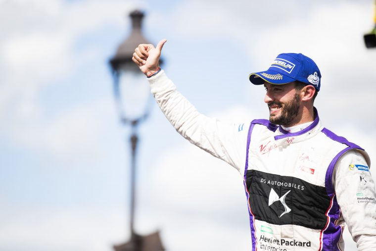 Lopez returns to Formula E with Dragon Racing