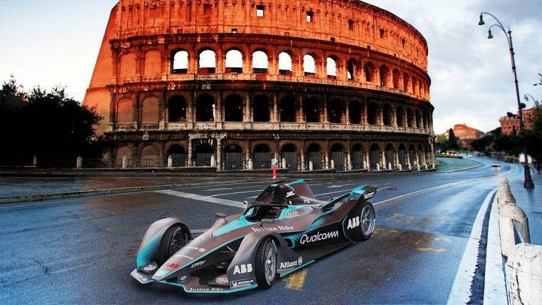 Formula E reveals Gen2 chassis for season five