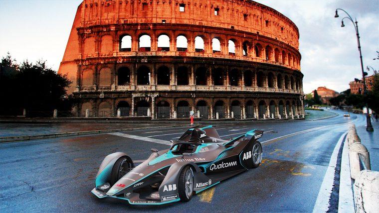 Formula E reveals Gen2 chassis for season five