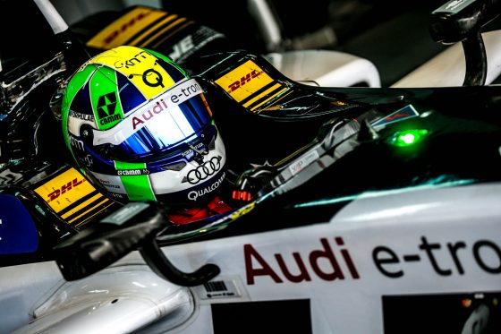 Closed Circuit: Audi Sport ABT Schaeffler in Marrakesh