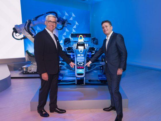 FE takes on title sponsor, becomes ABB Formula E Championship