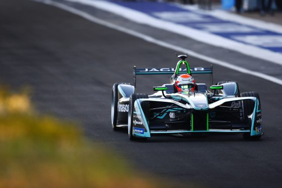 Closed Circuit: Panasonic Jaguar Racing in Marrakesh