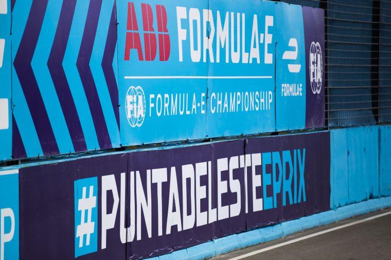 Buemi keeps winning streak at Punta FP1