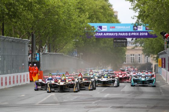Paris E-Prix Facts and Figures