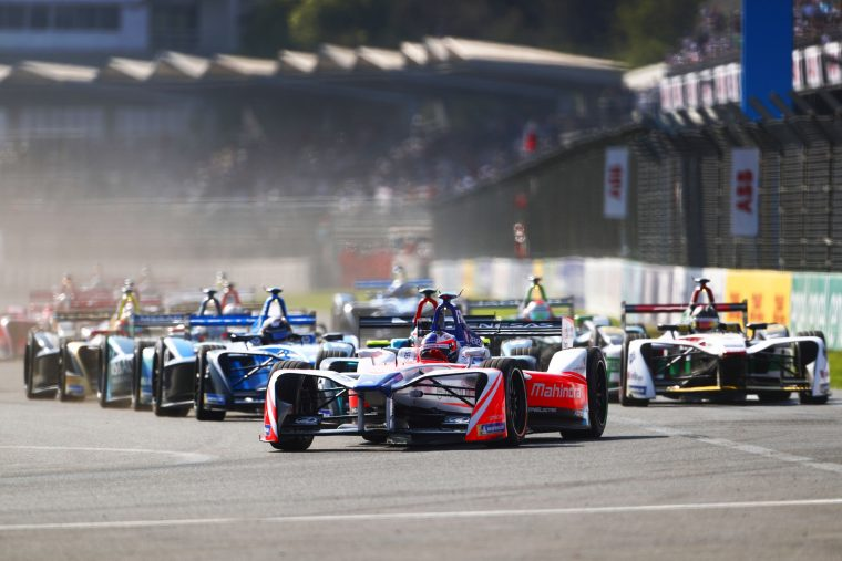 Column: The Formula E half-time show