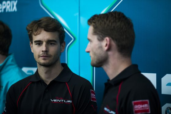 Dillmann to stand in for Mortara in Berlin