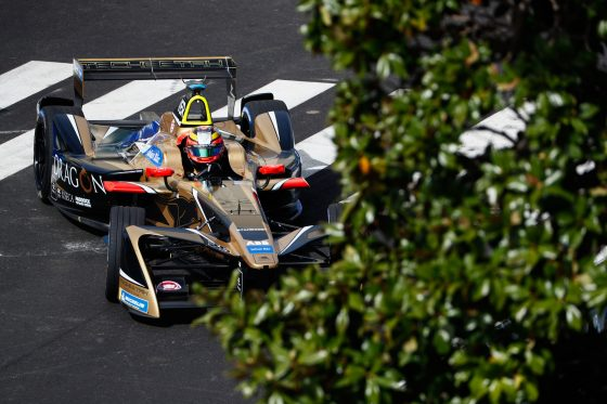 Local hero Vergne takes pole position ahead of Bird