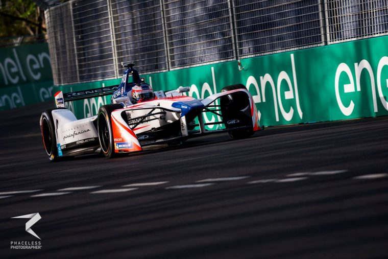 Rosenqvist tops the chart while Lynn crashes again