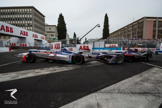 "Rosenqvist enjoys ""perfect weekend"" until suspension failure"