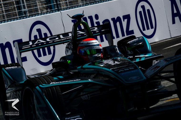 Piquet tops Rome FP1 as Lynn crashes