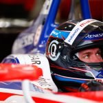 Nick Heidfeld Berlin E-Prix Mahindra Racing
