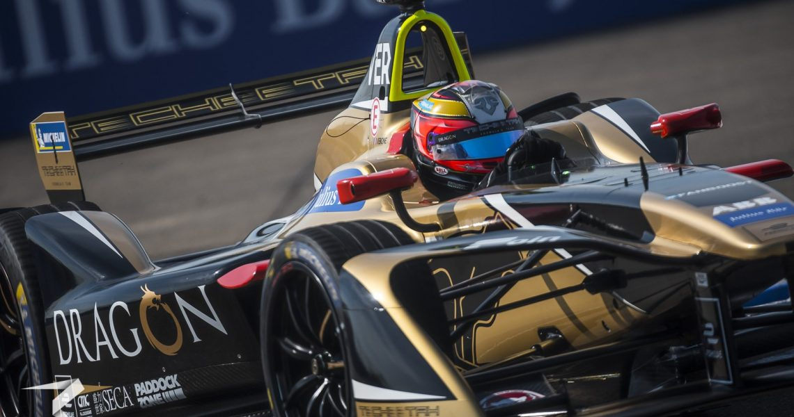 Strong lap makes Vergne pole-position favourite in Berlin