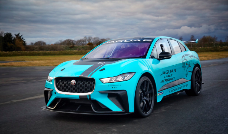 Barclay announces Agag as the first ever eTROPHY driver